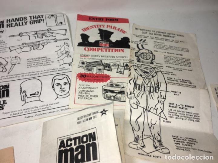 Action man: Lo de colección original catálogos muñeco Action man - Foto 3 - 194273885