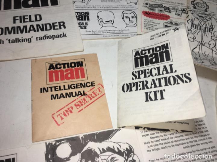 Action man: Lo de colección original catálogos muñeco Action man - Foto 4 - 194273885
