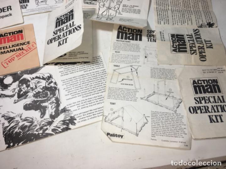 Action man: Lo de colección original catálogos muñeco Action man - Foto 5 - 194273885