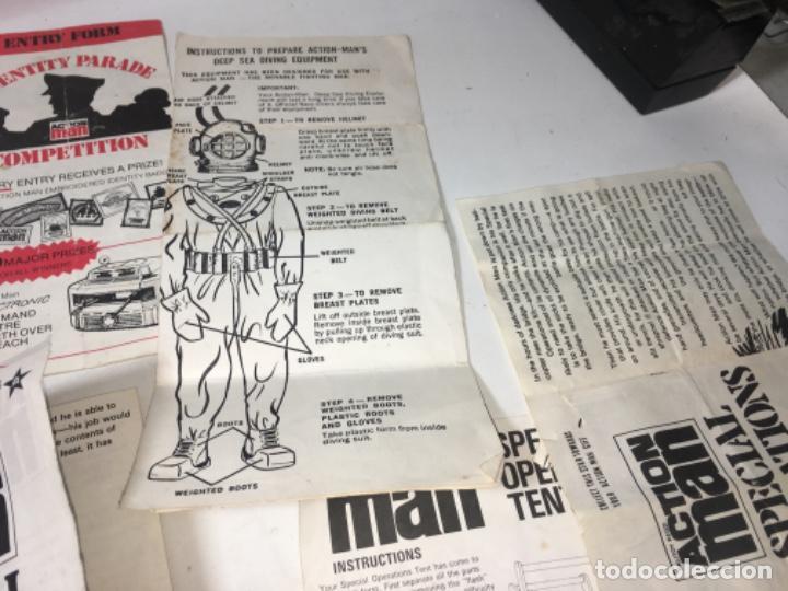 Action man: Lo de colección original catálogos muñeco Action man - Foto 6 - 194273885