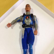 Action man: ACTION MAN SURFER C-031B HASBRO 2003 - FIGURA DE ACCION ACTION MAN. Lote 194405100
