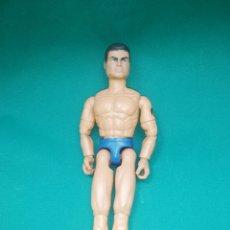Action man: ACTION MAN - HASBRO 1993 - MUEVE LOS OJOS. Lote 194767607