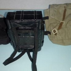 Action man: LOTE DE 3 MOCHILAS ACTION MAN.. Lote 194980420