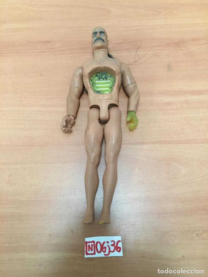 MUÑECO ACTION MAN (Juguetes - Figuras de Acción - Action Man)