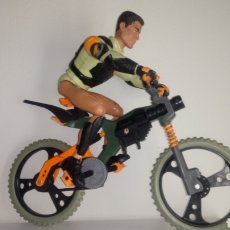 Action man: ACTION MAN CICLISTA.. Lote 195259376