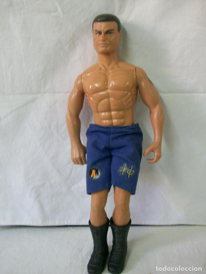ACTION MAN-ARTICULADO-1996 (Juguetes - Figuras de Acción - Action Man)