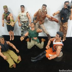 Action man: LOTE ACTION MAN. Lote 196390848