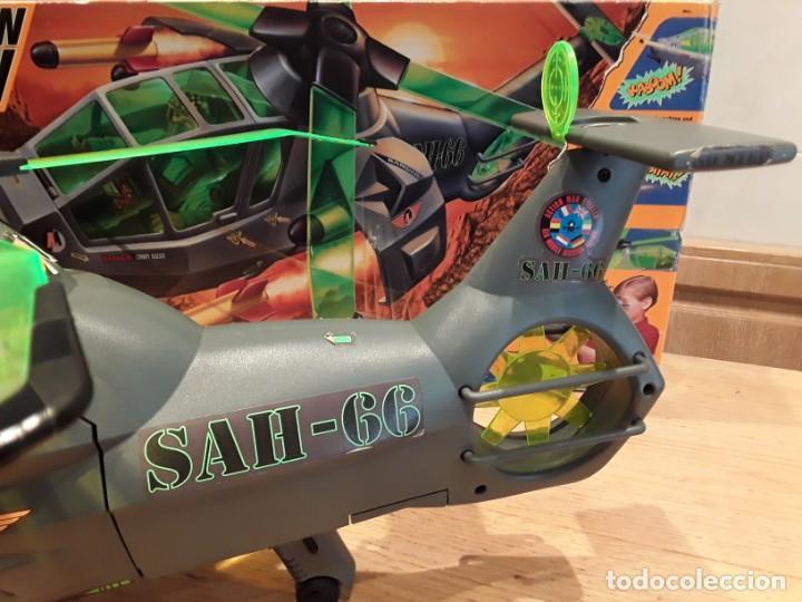 Action man: Maxicopter con piloto, en caja años 90, - Foto 4 - 197103407