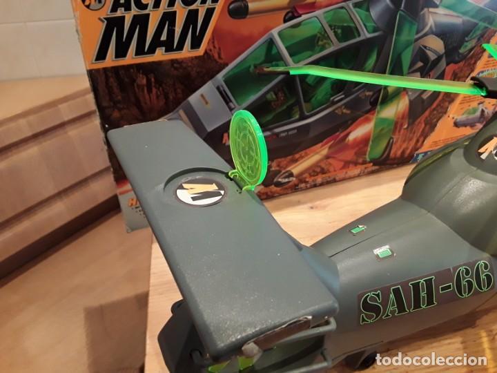 Action man: Maxicopter con piloto, en caja años 90, - Foto 10 - 197103407