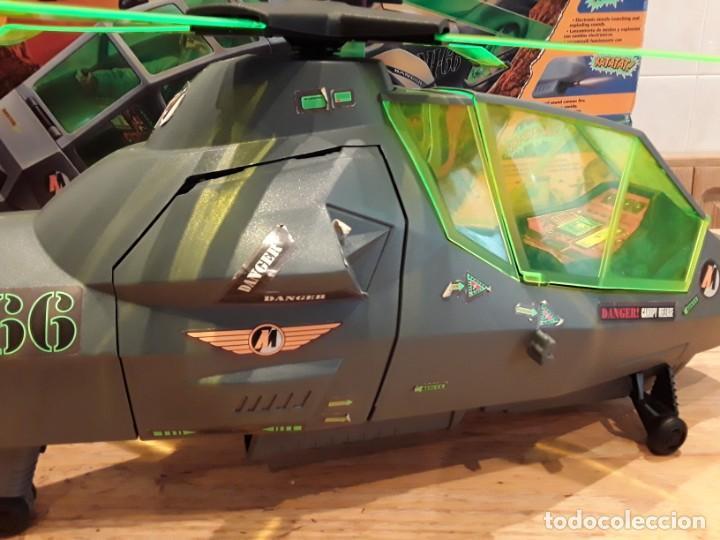 Action man: Maxicopter con piloto, en caja años 90, - Foto 12 - 197103407