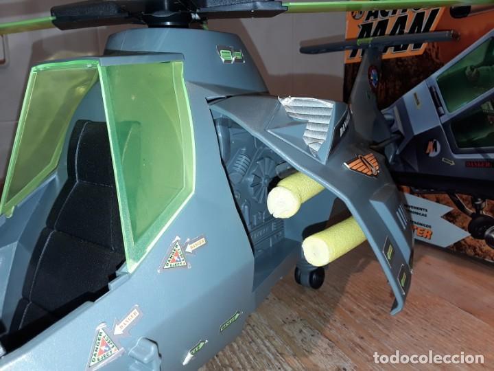 Action man: Maxicopter con piloto, en caja años 90, - Foto 16 - 197103407