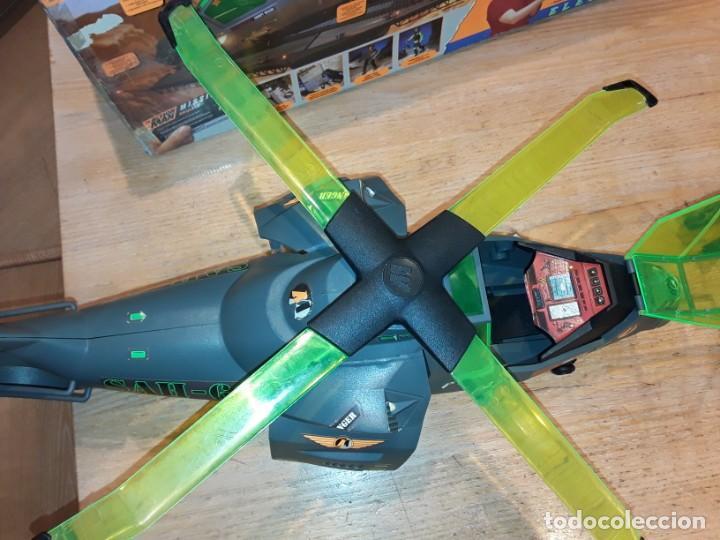 Action man: Maxicopter con piloto, en caja años 90, - Foto 26 - 197103407