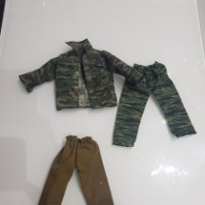 Action man: ROPA ACTION MAN/GEYPERMAN. Lote 197297591