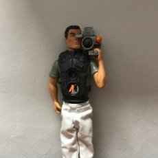 Action man: HASBRO INTERNATIONAL INC ACTION MAN REPORTERO 1998. Lote 197964997