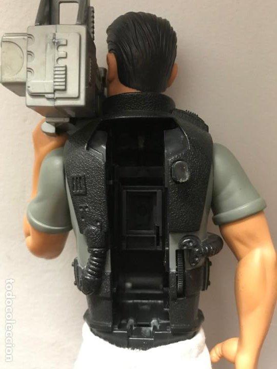 Action man: HASBRO INTERNATIONAL INC ACTION MAN REPORTERO 1998 - Foto 3 - 197964997
