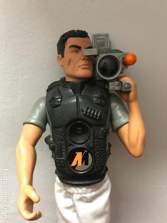 Action man: HASBRO INTERNATIONAL INC ACTION MAN REPORTERO 1998 - Foto 5 - 197964997