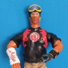 Action man: == P14 - MUÑECO ACTION MAN. Lote 199908821