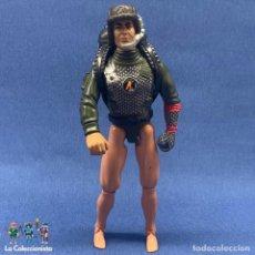 Action man: FIGURA ACTION MAN - AÑO 1999 - HASBRO + MOCHILA. Lote 203933247