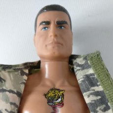 Action man: ACTION MAN TIGER STRIKE HASBRO 1992 - C-023A. Lote 204396056