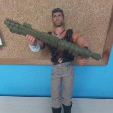 Action man: ANTIGUO MUÑECO ACTION MAN - - HASBRO 2004. Lote 205139380