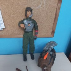 Action man: ANTIGUO MUÑECO ACTION MAN - - HASBRO 1999. Lote 205143117