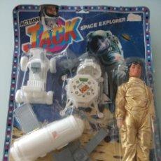 Action man: ACTION JACK EN EL ESPACIO. AÑOS 80. NUEVO EN BLISTER.. Lote 205319801