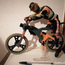 Action man: MUÑECO ARTICULADO Y BICICLETA - ACTION MAN - MOUNTAIN BIKE EXTREME. Lote 205336342