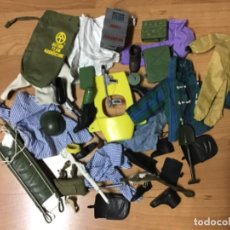 Action man: ACCESORIOS DIVERSOS ACTION MAN,BIG JIM,SIMILARES A GEYPERMAN. Lote 206441447