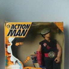 Action man: LIQQUIDACIÓN FINAL DE JUGUETES! ACTION MAN POWER ARM NINJA. CAJA NUEVA, SIN ABRIR.. Lote 206953135