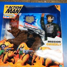 Action man: ACTION MAN MISSION GRIZZLY A ESTRENAR. Lote 208109478