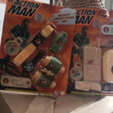 Action man: PACK 2 BLISTER ACTION MAN AÑOS 90 HASBRO.. Lote 234555045