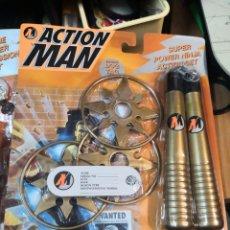 Action man: BLISTER ACTION MAN POWER NINJA MAN AÑOS 90 HASBRO.. Lote 208372360