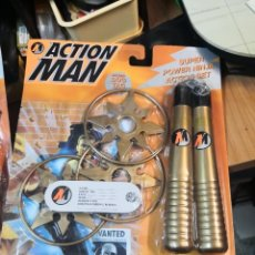 Action man: BLISTER ACTION MAN POWER NINJA MAN AÑOS 90 HASBRO.. Lote 208372375