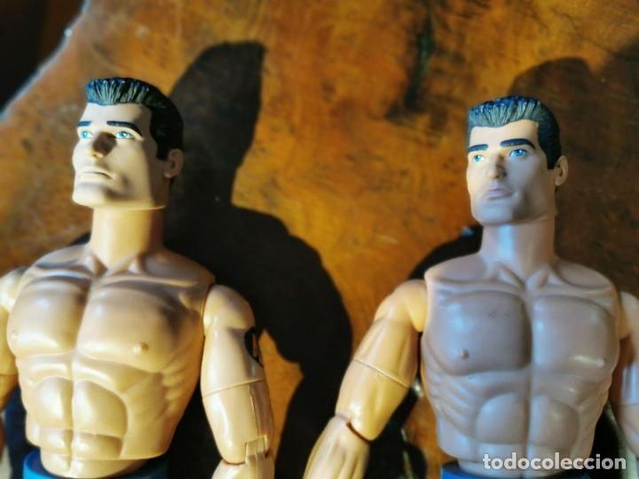 Action man: Dos figuras de acción maniquí Action Man original de Hasbro. Año 1993 y 1994 - Foto 2 - 208442812