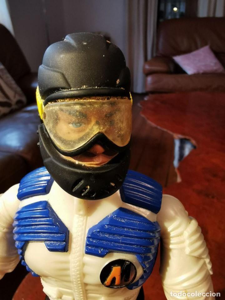 Action man: Figuras de acción maniquí Action Man original de Hasbro. Año 1999 - Foto 2 - 208443103