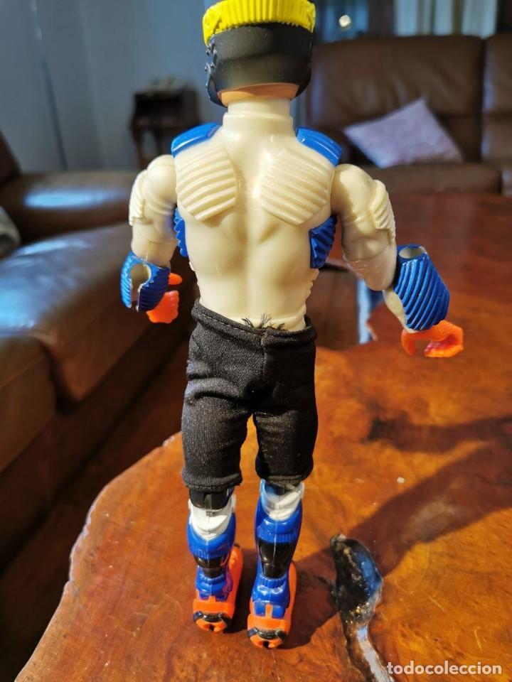 Action man: Figuras de acción maniquí Action Man original de Hasbro. Año 1999 - Foto 4 - 208443103
