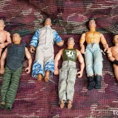 Action man: LOTE MUÑECOS ACTION MAN.. Lote 208827066
