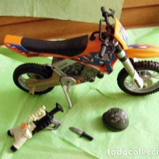 Action man: LOTE-8 MOTO ACTION MAN. -11760. Lote 209028380