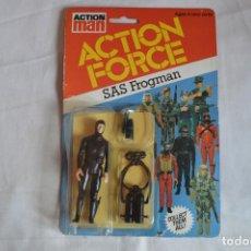 Action man: ACTION MAN. ACTION FORCE. SAS SUBMARINISTA. PALITOY COMPANY. GRAN BRETAÑA. ROMANJUGUETESYMAS.. Lote 209952850