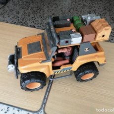 Action man: ACTION MAN AMAZON TRACKER 4X4. Lote 210110408