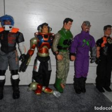 Action man: LOTE ACTION MAN. Lote 210748505