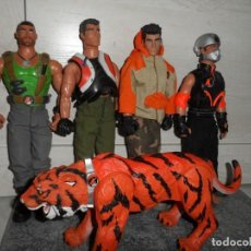 Action man: LOTE ACTION MAN. Lote 210748541