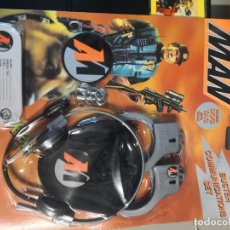 Action man: KIT ACEESORIOS ACTION MAN CRIME BUSTER AÑO 1997 HASBRO. Lote 210958474