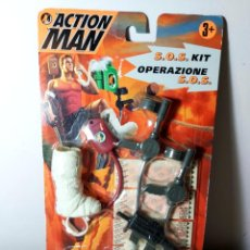 Action man: ACTION MAN. BLISTER S.O.S. KIT OPERACIONES SOS.. Lote 211510871