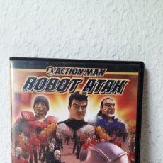 Action man: ACTIÓN MAN LA PELÍCULA DE HASBRO ESPECIAL EDICIÓN DVD COMO NUEVO ROBOT ATAK VER FOTOS. Lote 211574019