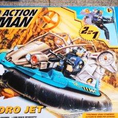 Action man: ACTION MAN HYDRO JET A ESTRENAR. Lote 211642779