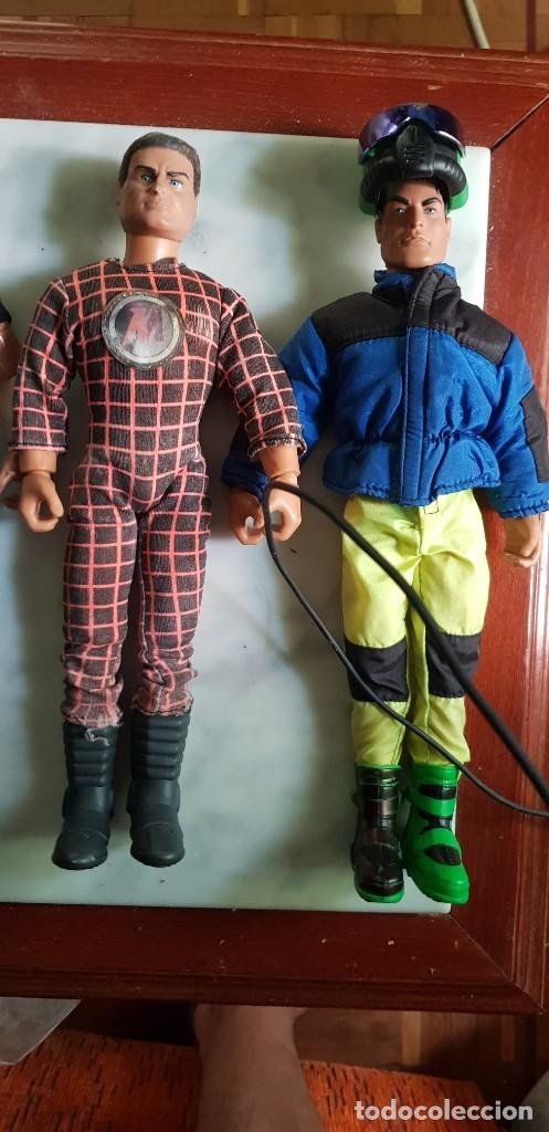 Action man: Lote Figuras action Man - Foto 3 - 212171977