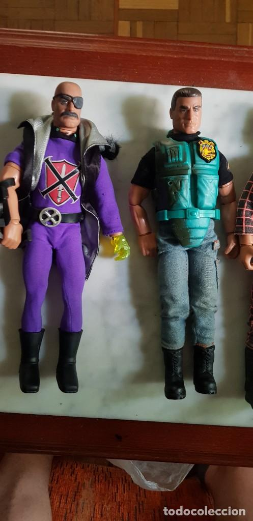 Action man: Lote Figuras action Man - Foto 4 - 212171977