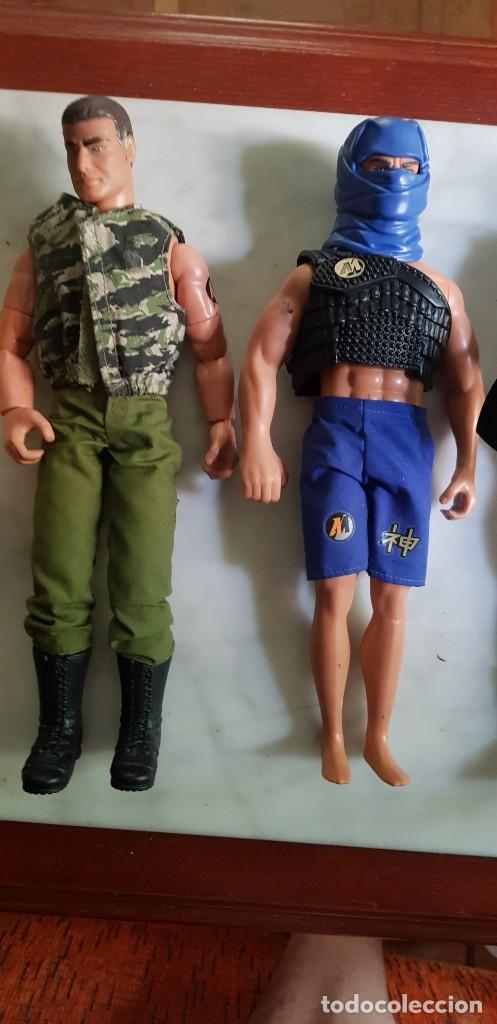 Action man: Lote Figuras action Man - Foto 5 - 212171977