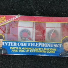 Action man: ACTION MAN ÍNTER COM TELEPHONE SET. Lote 212234317